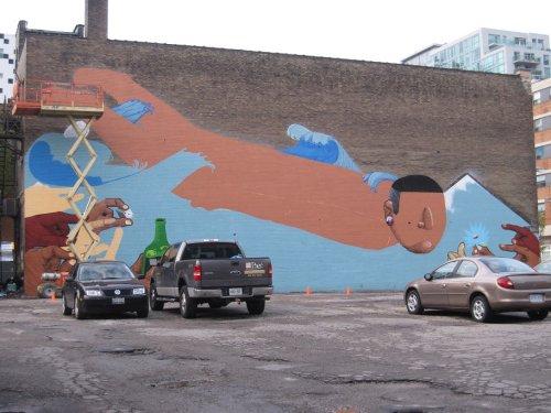 The Murals of McCaul Street