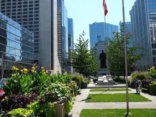 University Avenue Landmarks