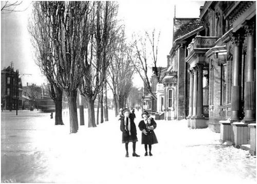 Grange Perimeter Streets